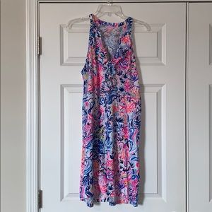 Lilly Pulitzer Shay Dress So Sofishticated Print